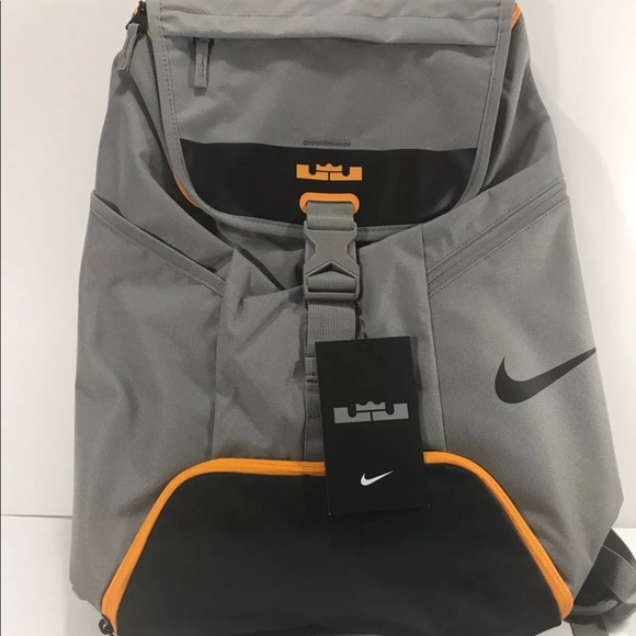 363b6ca037ee4 Nike Bags | Lebron James Max Air Ambassador 20 Backpack | Poshmark